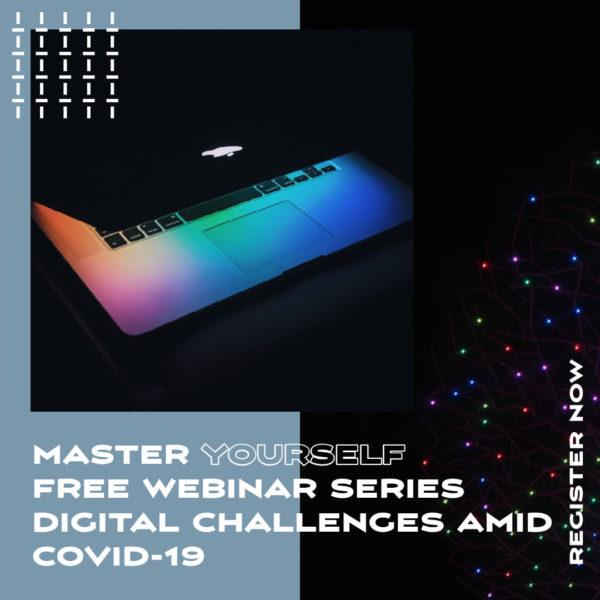 Master Yourself webinars