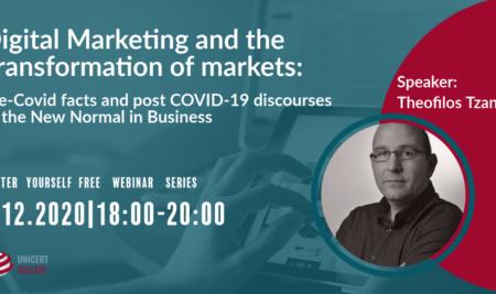 Digital Marketing & The Transformation of Markets-Video
